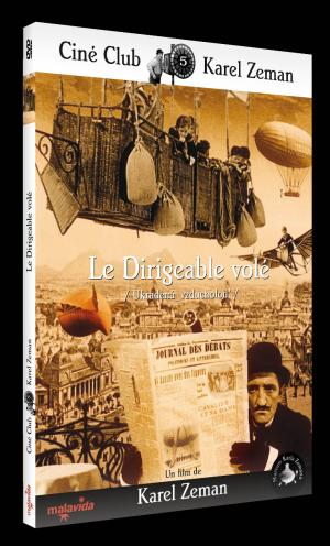 LE DIRIGEABLE VOL�