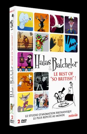 Best of Halas & Batchelor SO BRITISH