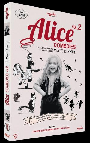 ALICE COMEDIES VOL. 2